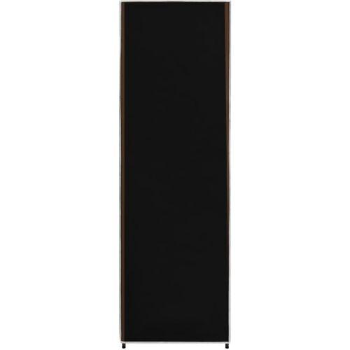 Ormar od tkanine crni 87 x 49 x 159 cm  slika 15