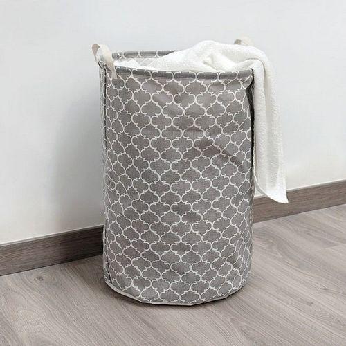 Košara za prljavo rublje Siva 111102 slika 2