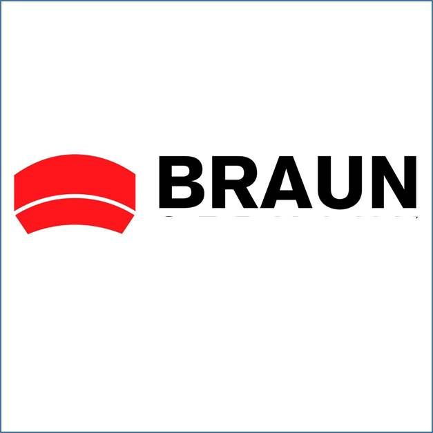 BRAUN CAM logo