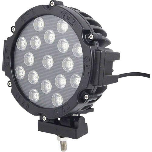 Daljinska prednja svjetla, Rally svjetla W057351 LED diode SecoRüt (Ø x d) 180 mm x 88 mm Crna slika 1