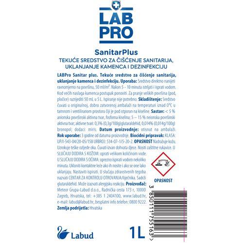 Labpro Sanitar Plus 1l Pet 75516 slika 2
