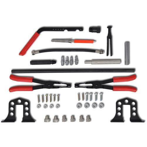 Set alata za popravak glava i ventila motora slika 15