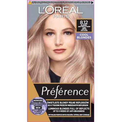 L'Oreal Paris Preference boja za kosu 8.12 slika 1