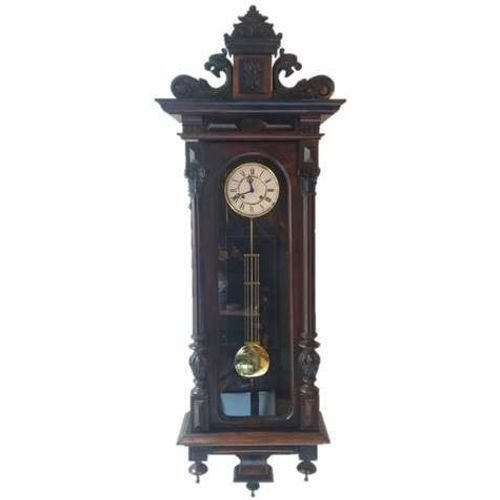 Zidni mehanički sat Premier - Hermle slika 1