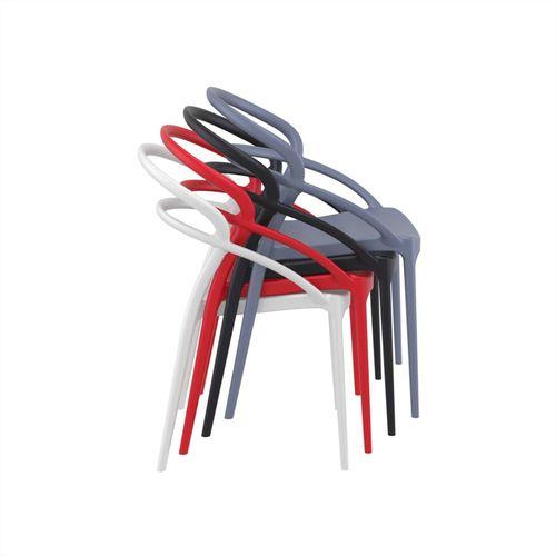 Dizajnerska stolica — BONZINI P slika 1
