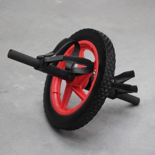 Jednostavan i efikasan trenažer konstruiran je za stabilizaciju i jačanje svih mišića tijela u pokretu. Kotač možete uhvatiti rukama ili fiksirati noge u posebno dizajnirane pedale i izvoditi neograničeni broj učinkovitih funkcionalnih vježbi za...