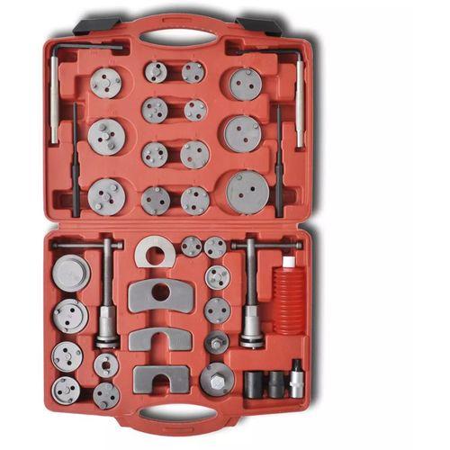 40-dijelni set alata za povrat kočnice, vraćanje kočionih cilindara slika 9