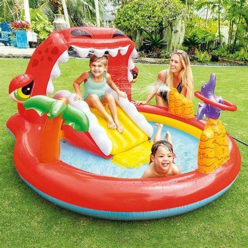 Intex Dino dječji bazen i set za igru 2+ 57163NP slika 4