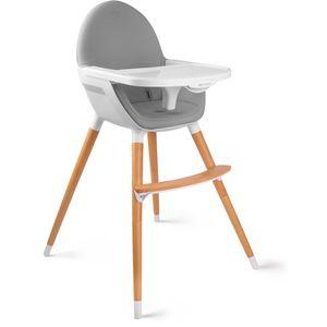 2u1 hranilica – praktična i udobna dječja hranilica za stariju djecu. Jedinstveni dizajn koji se odnosi na najnoviji trend dizajna interijera u skandinavskom stilu.     Udobno sjedalo izrađeno je od materijala s perivom podlogom.