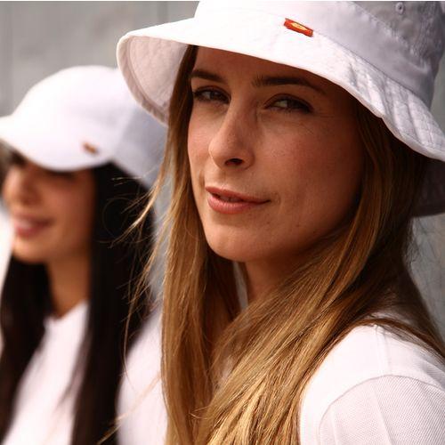 BROKULA SALPA  UV šešir  za odrasle bijeli, ONE SIZE slika 4
