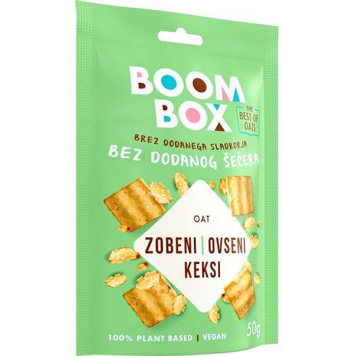 Boom Box Zobeni keksi Original 50g slika 2