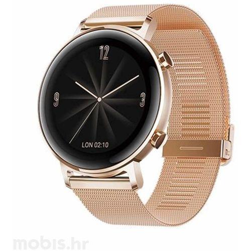 Huawei Watch GT 2, 42 MM  Zlatni slika 2