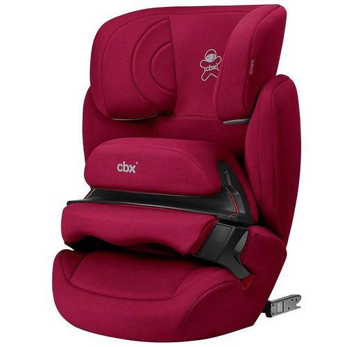 Cybex autosjedalica grupa 1/2/3 ( 9-36kg) Aura fix - Crunchy Red 518001597 slika 1