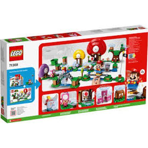 LEGO Super Mario Potraga za blagom - komplet za proširenje 71368 slika 2