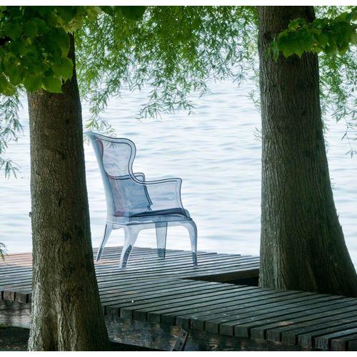 Dizajnerska fotelja — POLY LOUNGE slika 4