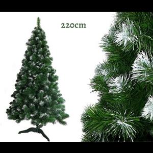 Umjetni božićno bor vrhunske izrade.