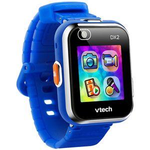 Nova generacija pametnih satova iz VTecha, sada s dvije kamere pomoću kojih možeš snimati videe i fotografije, a onda ih urediti s cool efektima.        Sat modernog dizajna sa senzorom pokreta, pedometrom, alarmom, štopericom, snimanjem glasa i zabavnim aplikacijama, kao što je Time Master...