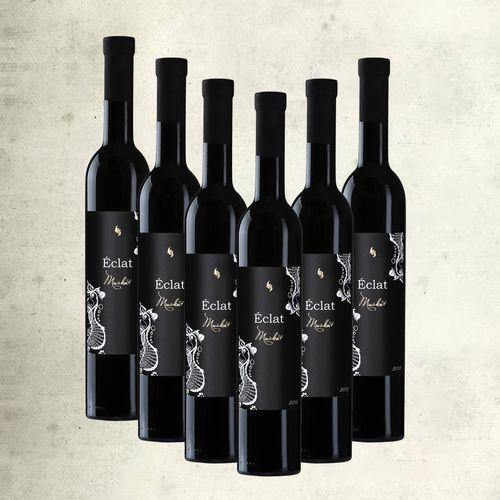 Muškat  Eclat 2019 vrhunsko vino (nagrađivano) / 6 boca slika 1