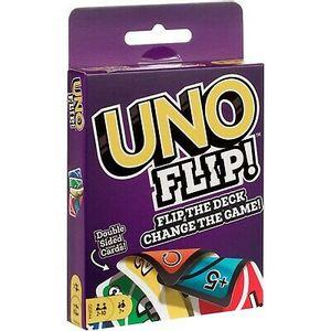 UNO Flip karte donose dodatno uzbuđenje i posebna pravila u odnosu na klasični UNO što igri daje dodatnu zanimljivost i natjecateljsku draž.