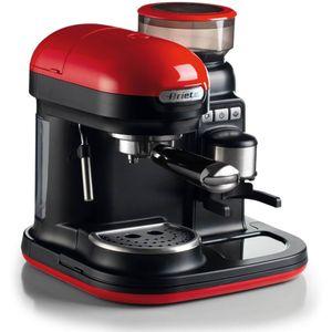 Aparat sa espresso kavu sa ugrađenim mlincem za mljevenje kave u zrnu