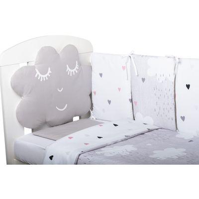 <p> </p> <p><span><span> <strong>Odmorna i naspavana djeca su sretna djeca te je važno osigurati im dobar noćni san.</strong></span></span></p> <p><span><span> Bubaba posteljina pretvorit će krevetić u bajkovitu zemlju snova. Prekrasne kombinacije boja...