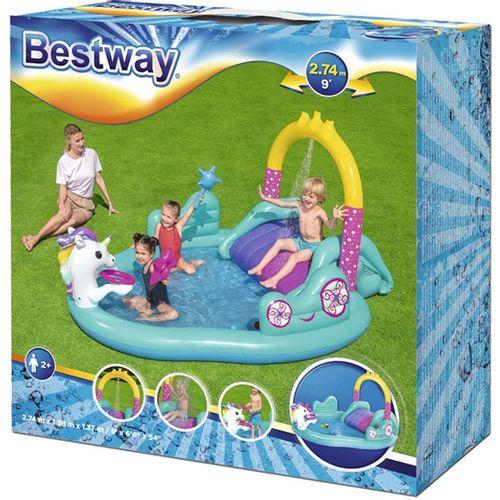 Bestway igralište na napuhavanje Jednorog slika 9