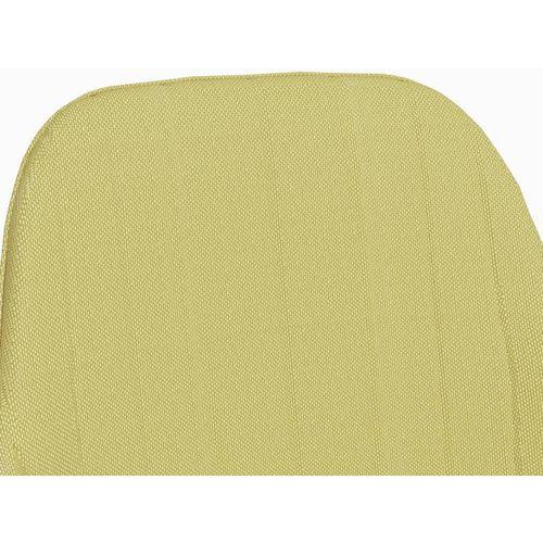 Blagovaonske stolice s naslonima za ruke 2 kom zelene tkanina slika 6
