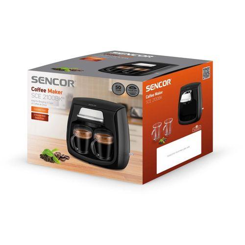 Sencor aparat za kavu SCE 2100BK  slika 12