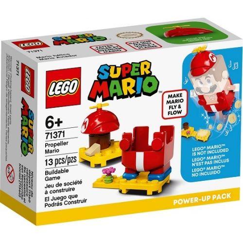 LEGO SUPER MARIO Paket za energiju – Mario s propelerom 71371 slika 1