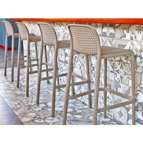 Dizajnerske barske stolice — GALIOTTO F • 2 kom. slika 21