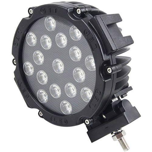 Daljinska prednja svjetla, Rally svjetla W057351 LED diode SecoRüt (Ø x d) 180 mm x 88 mm Crna slika 3