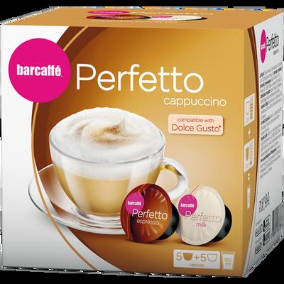 Barcaffe Dolce Gusto kapsule Perfetto Cappuccino