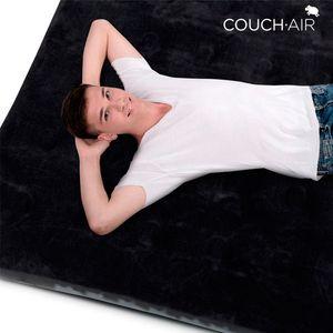 <p>Ako vam zatreba <strong>dodatni zračni madrac</strong> bilo kod kuće ili na kampiranju, mi vam predstavljamo najbolje rješenje: fantastičan <strong>madrac na napuhavanje Couch Air</strong>. Ovaj zračni madrac vrloje praktičan, siguran i udoban. Izra...