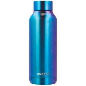 Quokka Solid Blue Chrome boca za vodu po odličnoj cijeni. Kapacitet: 510ml.