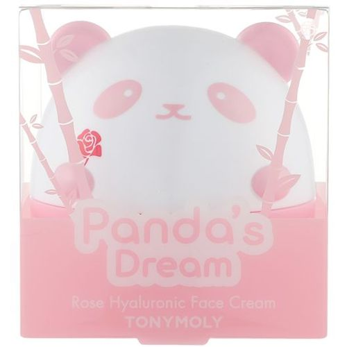 TONYMOLY Panda S Dream Rose Hyaluronic Day Cream slika 2