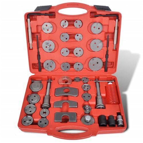 40-dijelni set alata za povrat kočnice, vraćanje kočionih cilindara slika 17