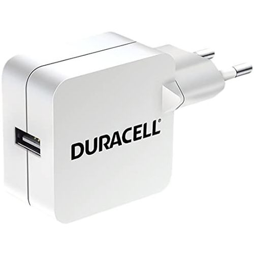 Duracell Punjač - Uni 1xUSB - 2.4A - White slika 2