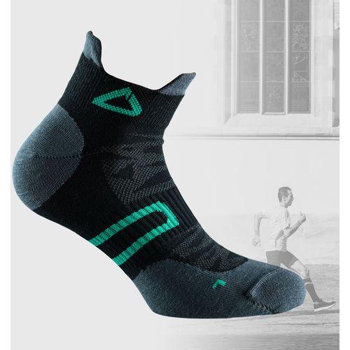 Čarape za trčanje Dogma Falcon siva/crna 42-44 slika 1