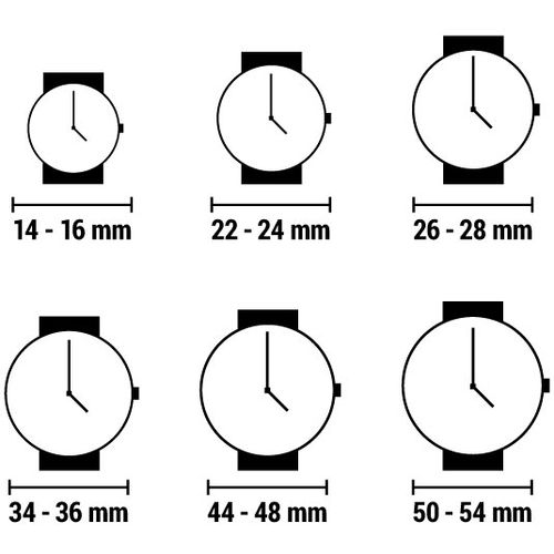 Muški satovi Radiant RA439601 (45 mm) slika 2