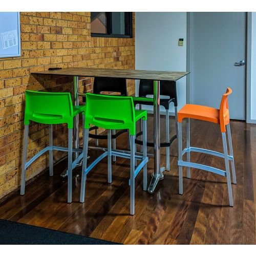Dizajnerske barske stolice — GIOTTO • 2 kom. slika 3