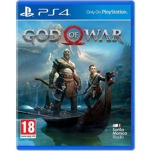 Ps4 god of war standard plus edition slika 1
