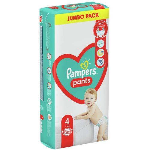 Pampers Pants Pelene-gaćice Jumbo pack slika 4