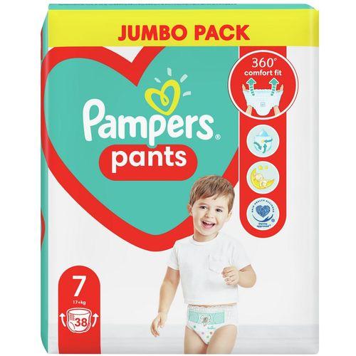 Pampers Pants Pelene-gaćice Jumbo pack slika 11