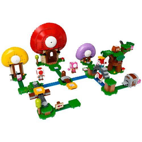 LEGO Super Mario Potraga za blagom - komplet za proširenje 71368 slika 3