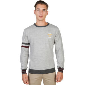 Outlet <br> Fall/Winter<br>  Sweaters <br> Men <br> Grey