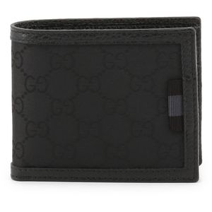 Black   All Year   Men   Black   Wallets   Made in Italy   Leather