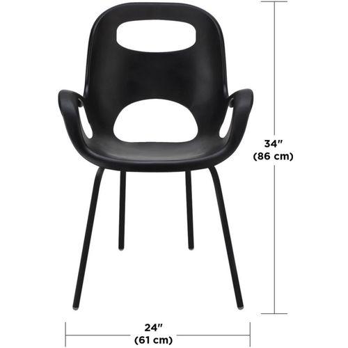 Dizajnerske stolice — by KARIM RASHID • 4 kom. slika 17