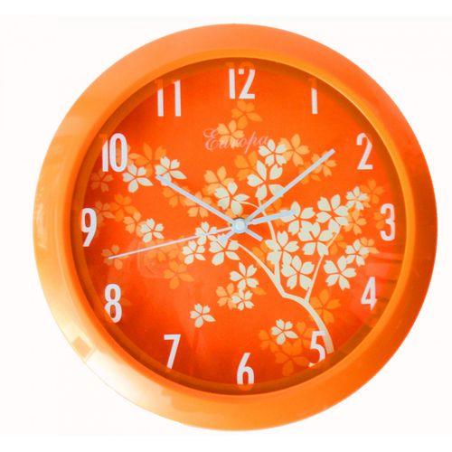 Zidni quartz sat P0302OE - plastika/staklo slika 1