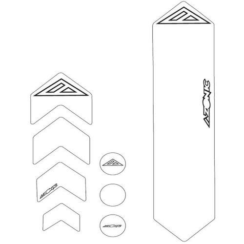Zaštita rame AZONIC prozirna L slika 1