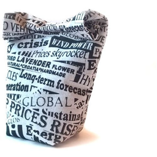Newspaper - Lavanda jastučić  slika 1